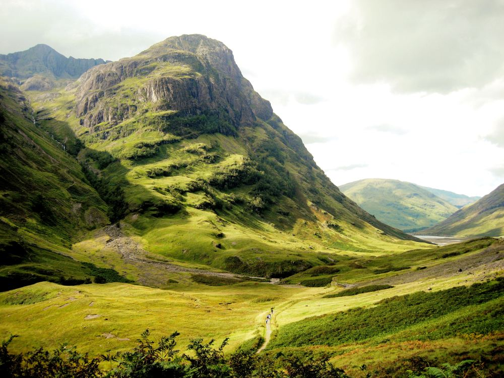 The Scottish Highlands