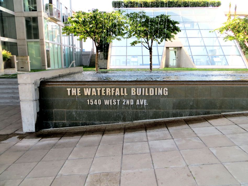 The Waterfall Building