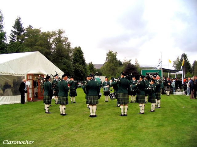 Braemar Gathering. Scotland