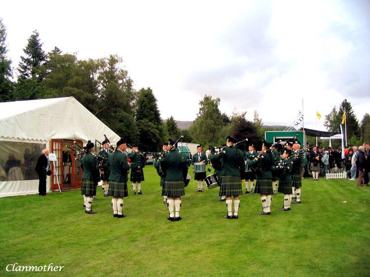 Braemar Gathering. Scotland