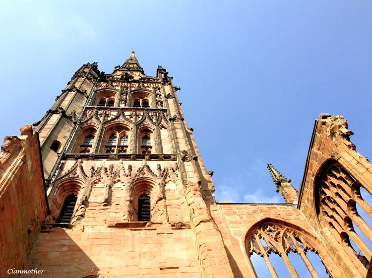 Coventry St. Michael's Cathedral Spire