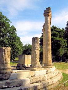 Ruins of the Philippeion
