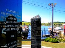 Fisherman's Memorial, Lunenburg, Nova Scotia