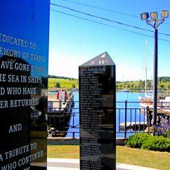Fisherman's Memorial, Lunenburg, Nova Scotia