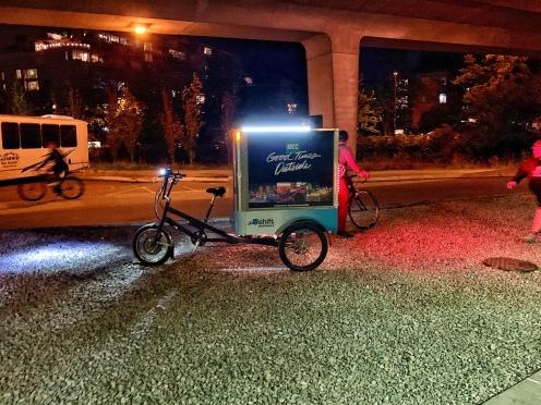 Bike The Night September 7, 2019