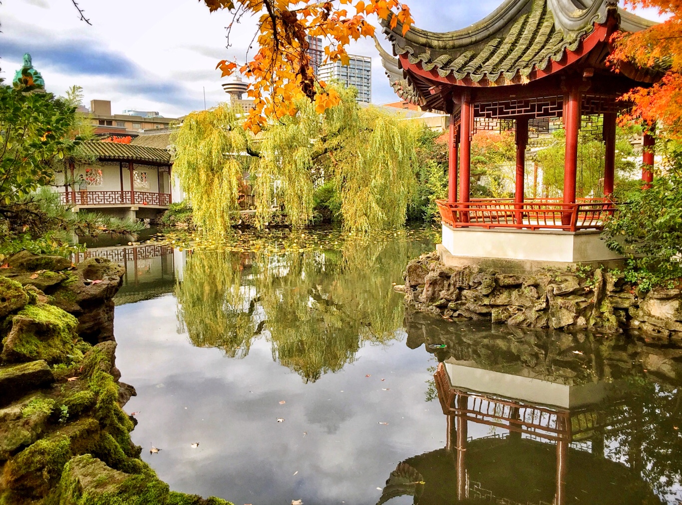 Sunday Evening Reflection: Dr. Sun Yat-Sen Classical Chinese Garden
