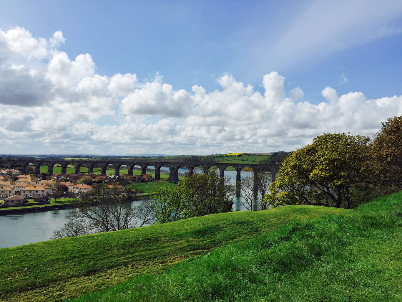 Berwick-upon-Tweed's Riding the Bounds